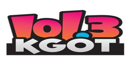 101.3 KGOT – Hit Music Station of Alaska