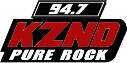 94.7 KZND FM – Pure Rock Music
