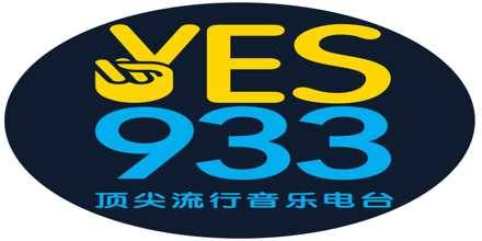 YES 93.3 FM – Top Pop Radio
