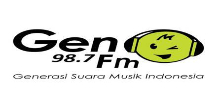 Gen FM-Generasi Suara Musik Indonesia