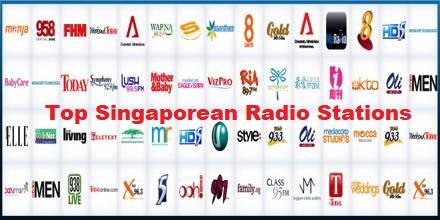 Top 10 Singaporean Radio Stations in Live Online Radio