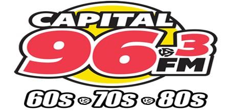 96 3 Capital FM - Edmonton's Greatest Hits - Live Online