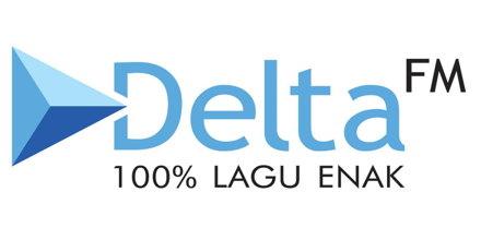 Delta FM Indonesia, 100% Lagu Enak