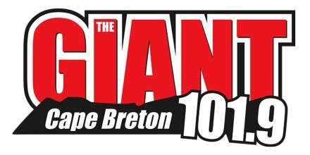 101.9 The GIANT –Cape Breton's Hit Music Station