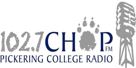 102.7 CHOP FM – Serving Pickering College and Community