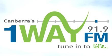 1 WAY FM – Tune in to Life