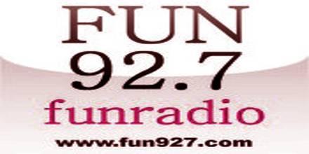 Fun 92.7 FM – Fun Radio