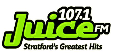 107.1 Juice FM – Stratford's Greatest Hits