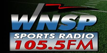 WNSP FM 105.5 – Sports Radio