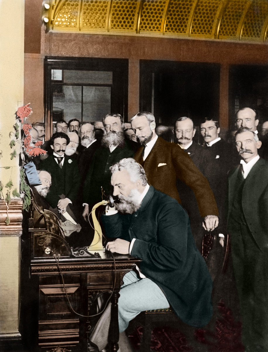 Alexander Graham Bell Quote: When one door closes, another opens, but we often…