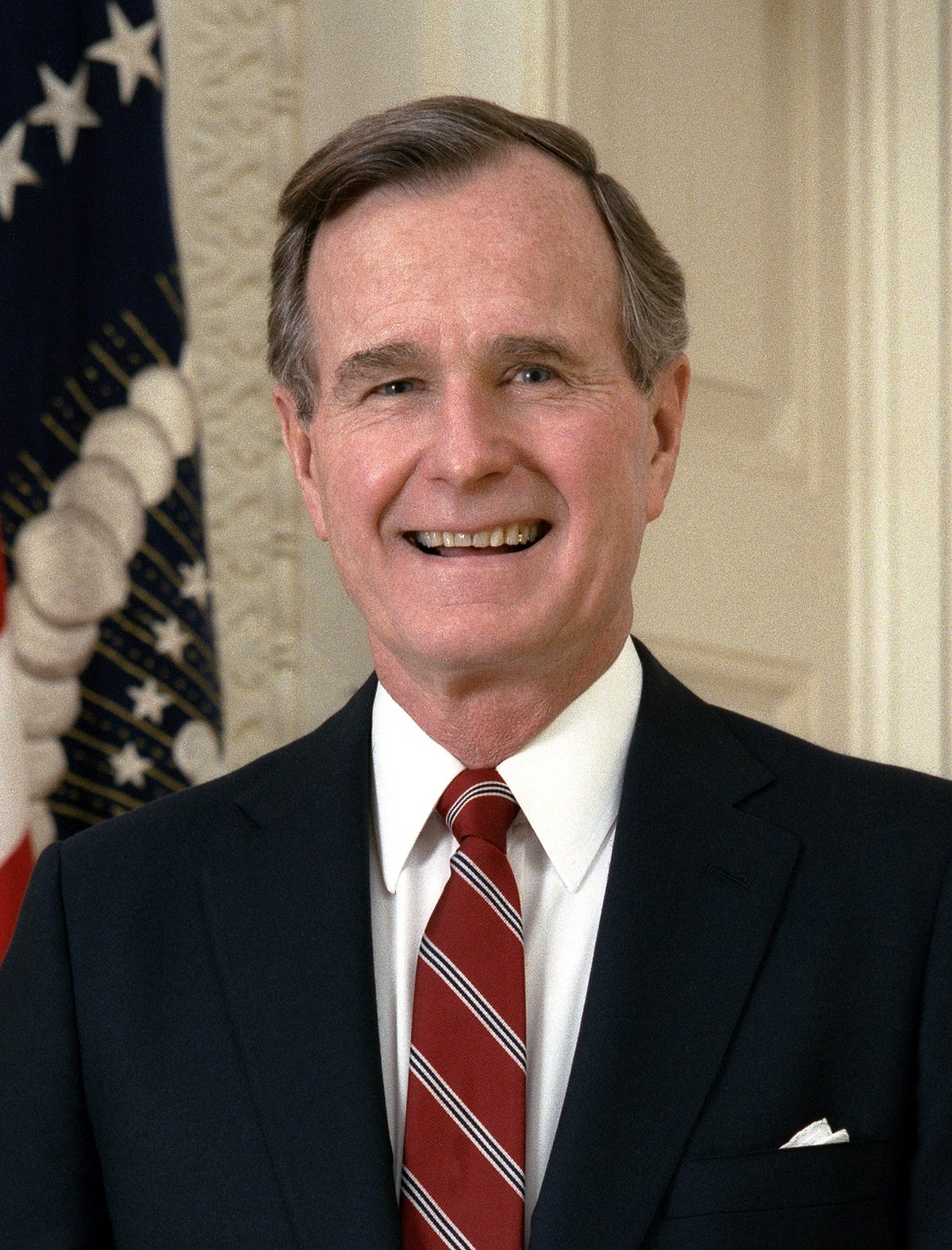 George W. Bush: Birthday
