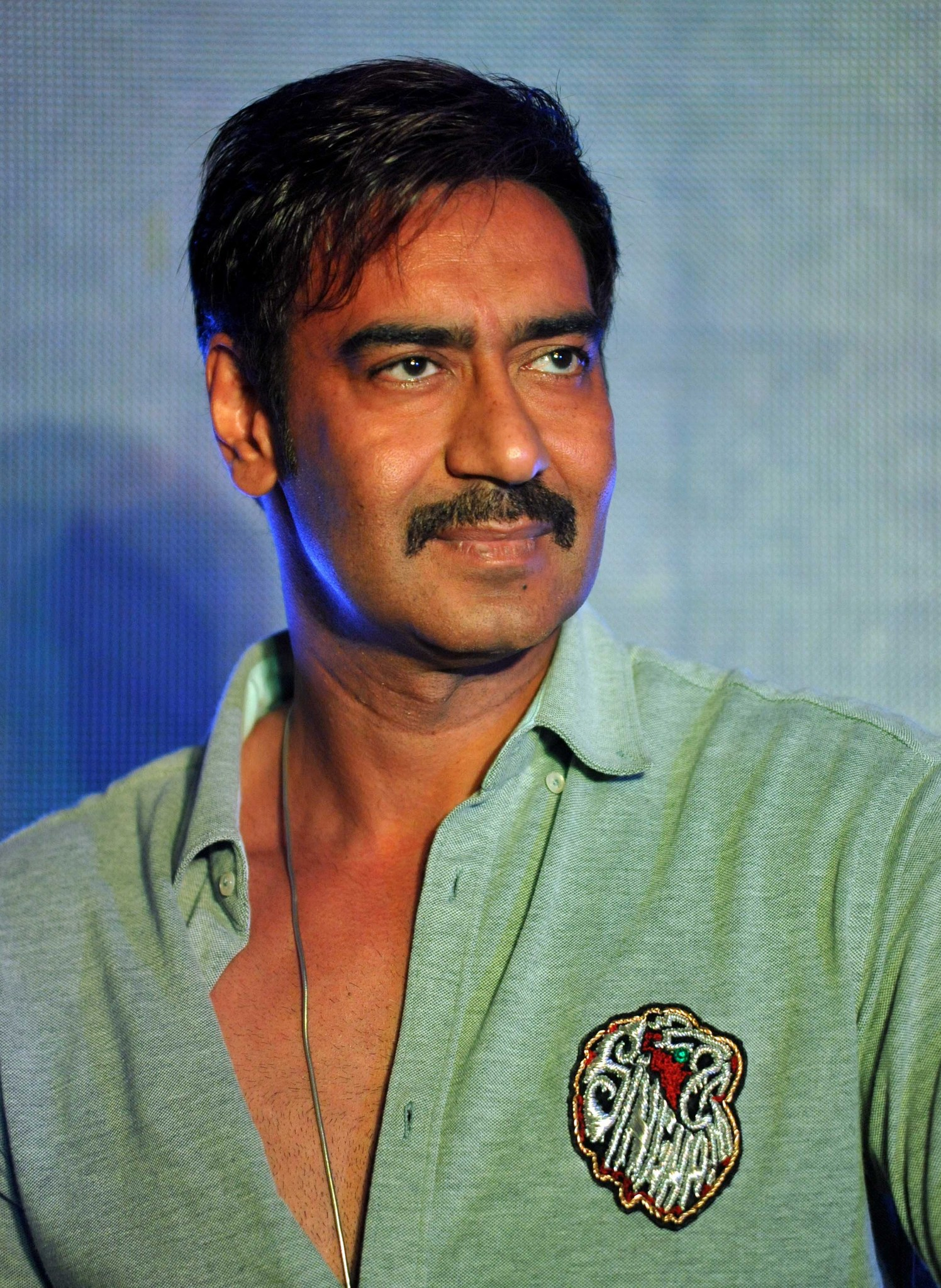 Ajay Devgan Quote: Simply that we are mirroring the trends in society…