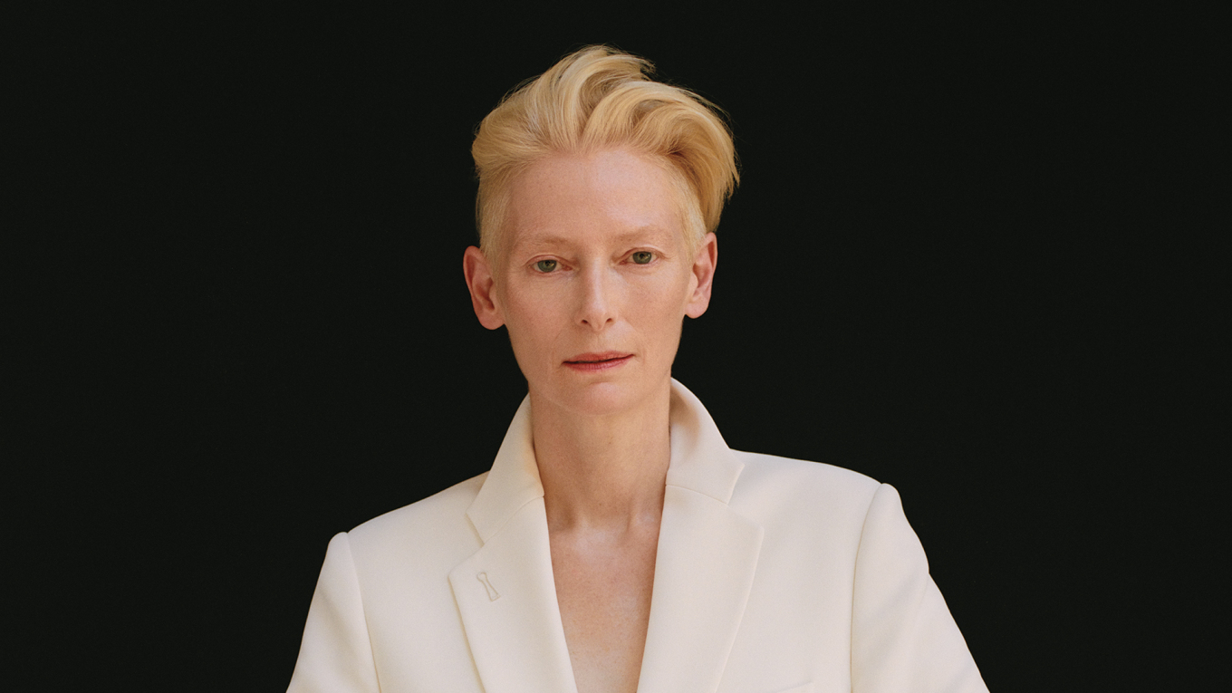 Tilda Swinton Quote: There is something insane about a lack of doubt…