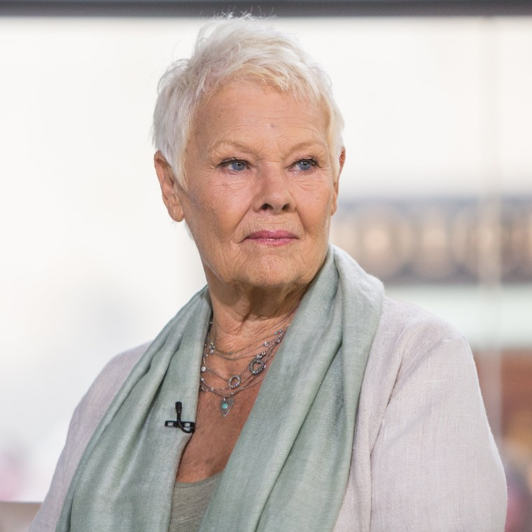 Judi Dench Quote: In the theatre you can change things ever so…
