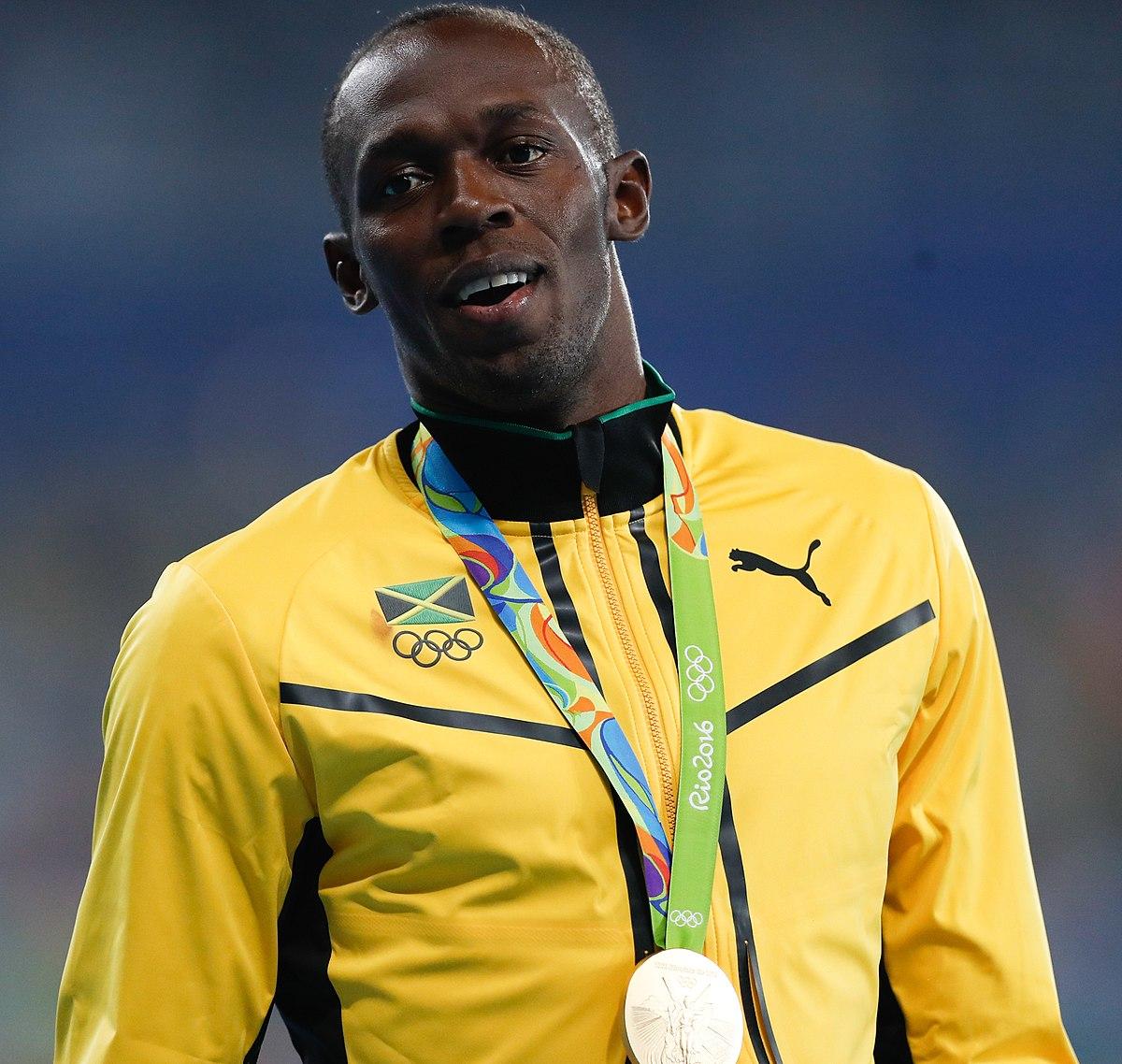 Usain Bolt: Birthday
