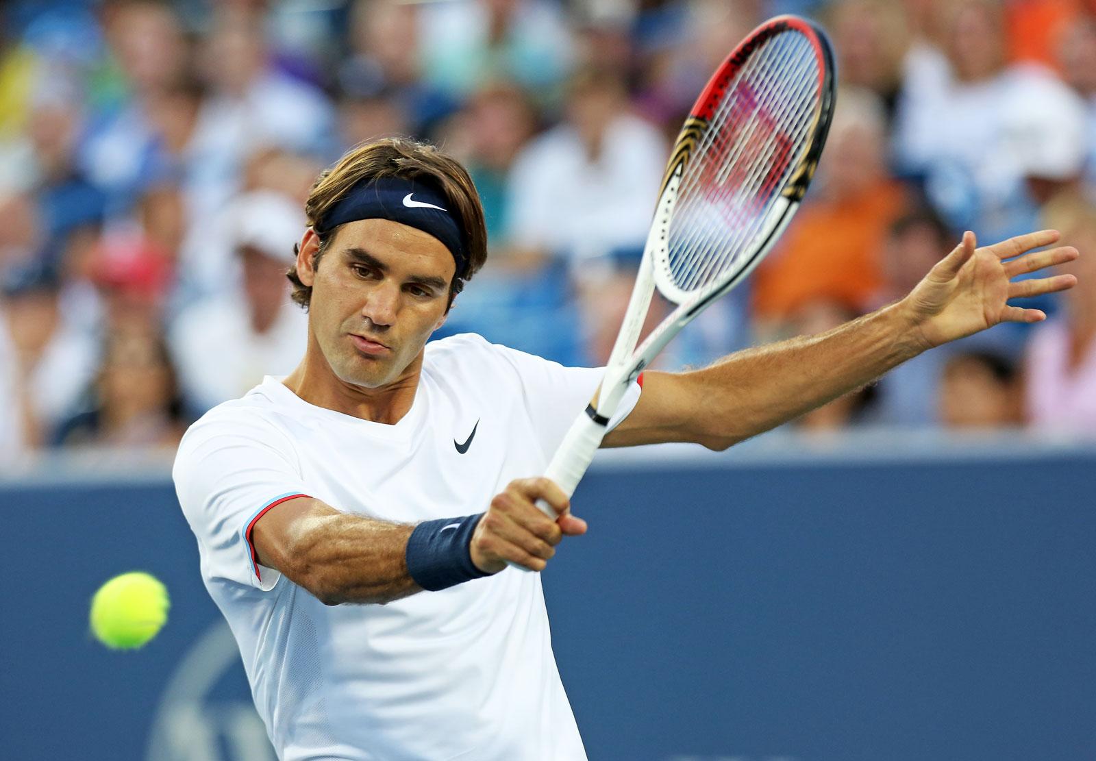 Roger Federer: Birthday