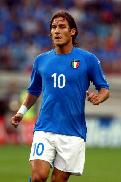 Francesco Totti: Birthday