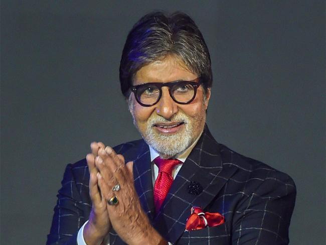 Amitabh Bachchan: Birthday
